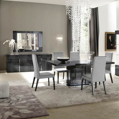 Dining room (dining set) Montecarlo