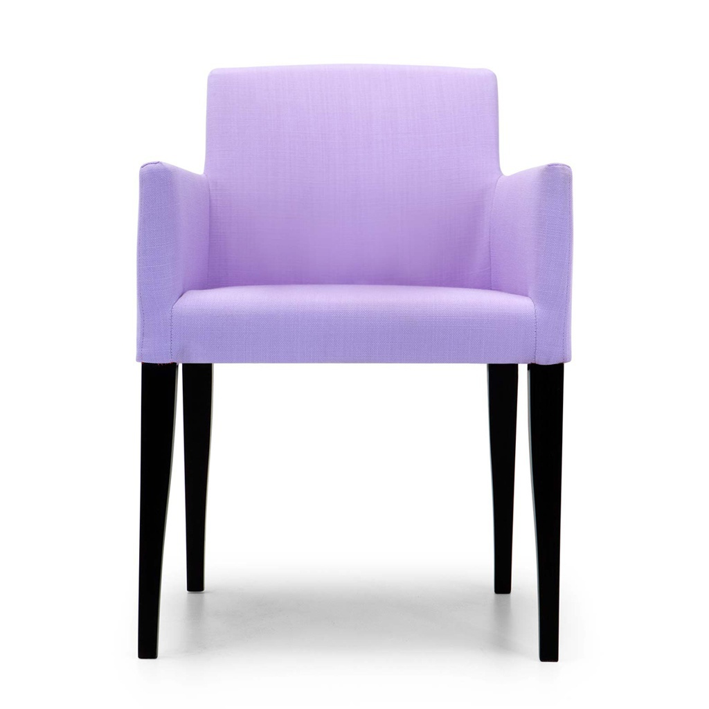 Chair With Armrests And High Legs Bibiana Domingo Salotti