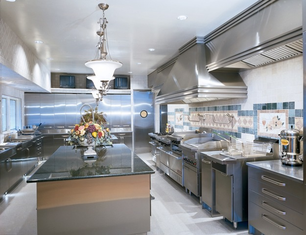 Neff Countertop Microwave : ... kitchen made of steel and marble Contemporary Comp. 29, Neff Kitchens