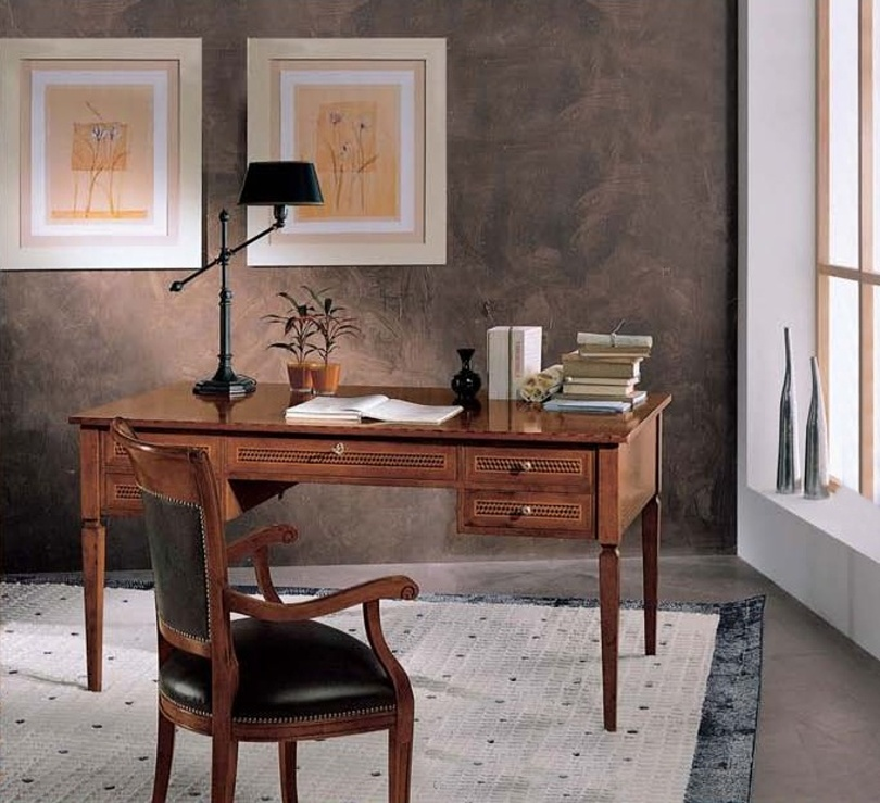 Writing Desk with inlaid chess, Mirandola Export