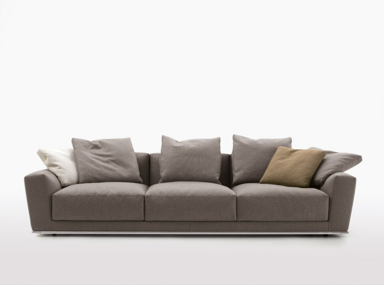 Double sofa Luis, B&B Italia