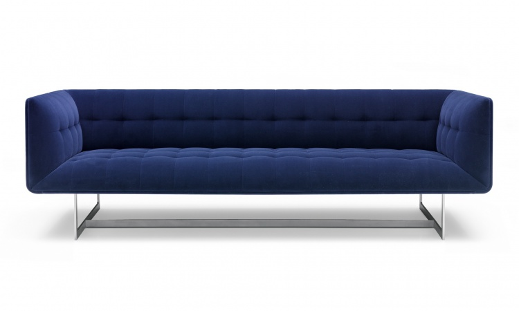 Three seater sofa, Edward - Poliform