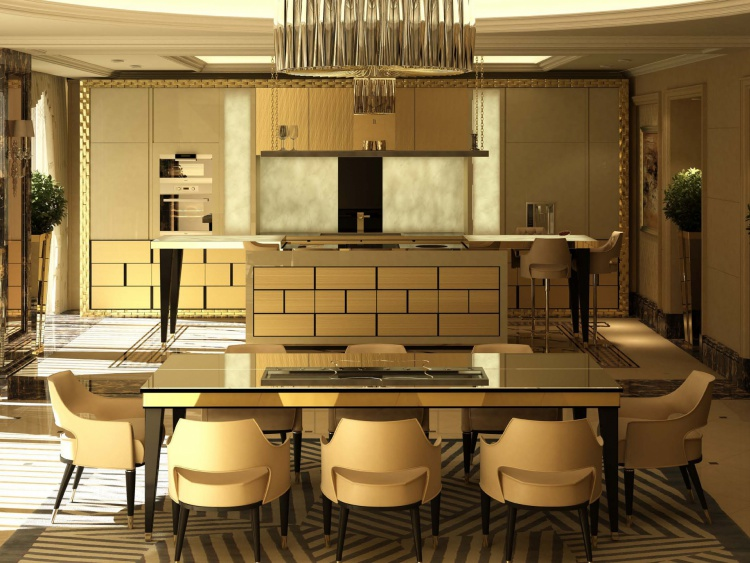 Kitchen (kitchen set) Terragni, Formitalia
