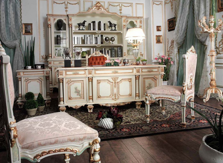 Exclusive furniture in your interior