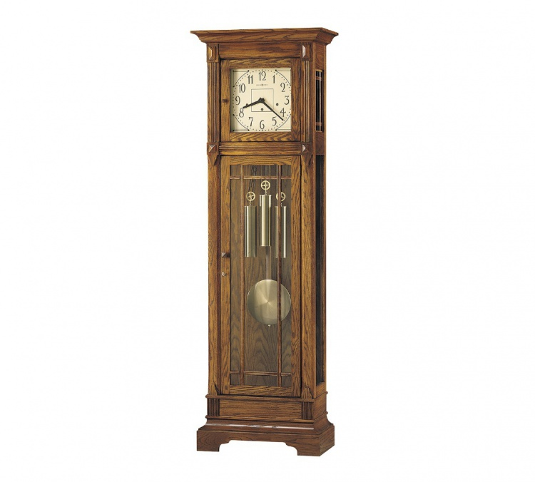 Greene floor clock, Howard Miller