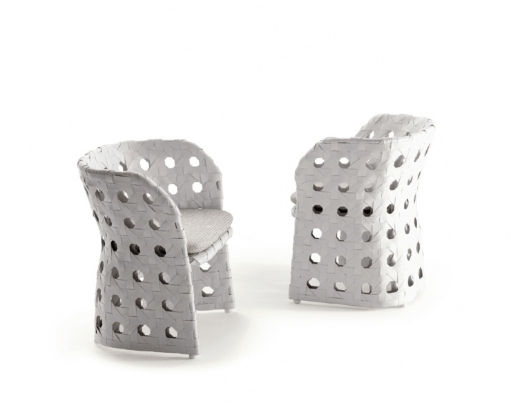 Chair Canasta By B & B Italia
