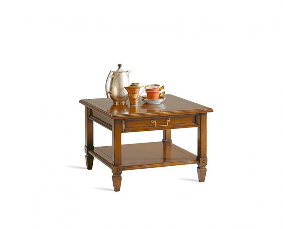 Low table with drawer, Selva