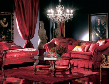 Zanaboni Salotti Classici.Brand Zanaboni Brings To Life The Dreams Of Luxurious