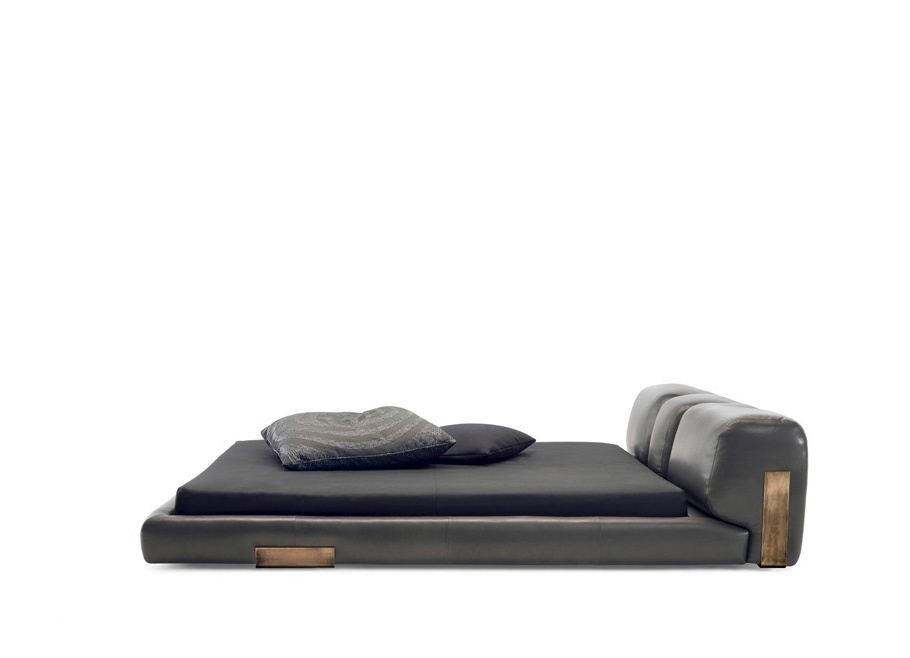 Bed bed dc ceccotti luxury furniture mr - Characteristics of contemporary platform beds ...