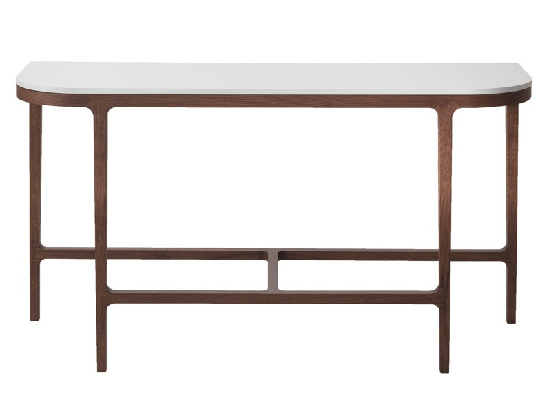 The console on a frame of oak Victoria, Lema